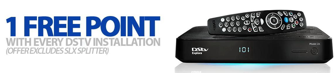 DStv Installation Special